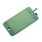 Plated Green LCD Touch Digitizer Screen Assembly replacement for iPod Touch 4