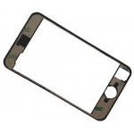 Plastic Mid Frame with Adhesive replacement for iPod Touch 2