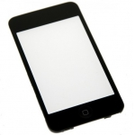 Touch Screen with Frame Assembly replacement for iPod Touch 3