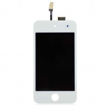 OEM LCD with Touch Screen Digitizer replacement for iPod Touch 4 White
