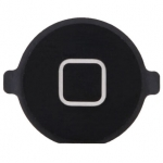 High quality Black Home Button replacement for iPod Touch 4 Black/White