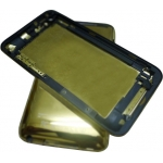 Back Cover Gold Color replacement for iPod Touch 4