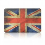 UK Flag Hard ​Case Protective Cover for Macbook Air/Pro/Retina