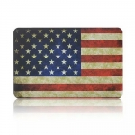 US Flag Hard ​Case Protective Cover for Macbook Air/Pro/Retina