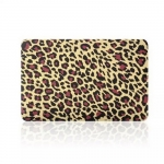 Yellow Leopard ​Pattern Hard Case Protective Cover for Macbook Air/Pro/Retina