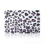 Purple ​Leopard Pattern Hard Case Protective Cover for Macbook Air/Pro/Retina