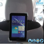 Headrest Mount Holder ​for Backseat for iPad Samsung Tablet