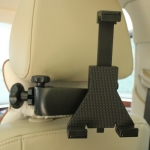 Backseat Headrest Mount Stand Holder for all iPads Samsung PC Tablet​