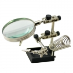 Bst-268 Magnifying Glass Clip Stand