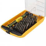 Hotian 857 30 Pcs Magnetic Precision Screwdriver Tool Set