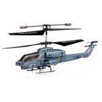 Syma S108G 3-channel IR Controller R/C Helicopter with GYRO and LED Light