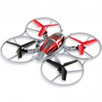 SYMA X4 2.4GHz 4-axis RC ​Helicopter with LED Light & 6-axis Gyroscope