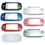 Colorful Upper Faceplate Front Cover Screen replacement Shell for PSP1000