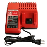 18V Li-ion Power Tool Battery Charger replacement for Milwaukee M18