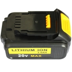 20V Li-ion Power Tool Battery replacement for Dewalt DCB200