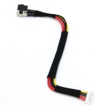 DC Power Jack Socket Cable replacement for HP Pavilion DV2000