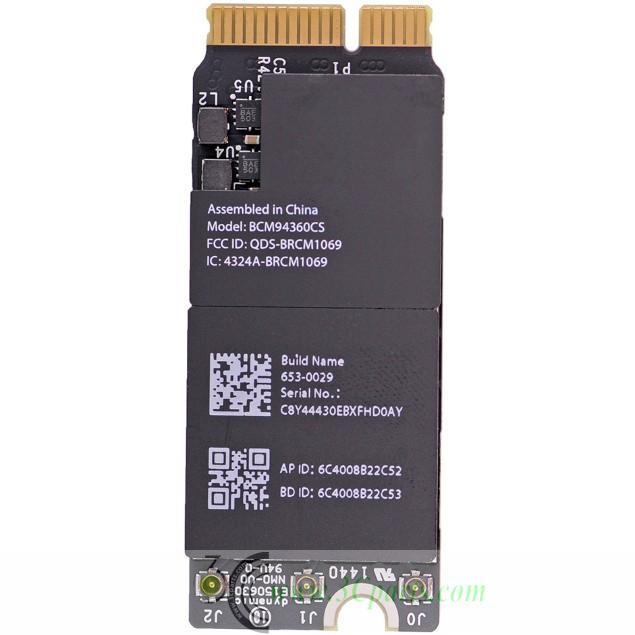 "Bluetooth Board 820-2374-A for MacBook Pro Unibody 13/"" A1278 15/"" A1286 17/"" A1297"