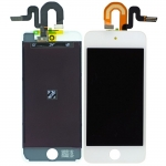 LCD with Digitizer Assembly Replacement for iPod Touch 5th 6th Gen White