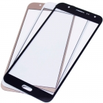 Touch Screen Outer Glass Lens Replacement for Samsung Galaxy J7 / J700 J700F(White,Black,Gold)